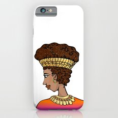 Nubian Beauty iPhone 6s Slim Case