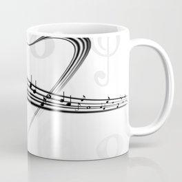 DT MUSIC 5 Coffee Mug