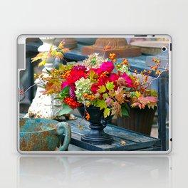 Fall Floral Arrangement Laptop & iPad Skin