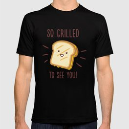 Cheesy Greetings! T-shirt
