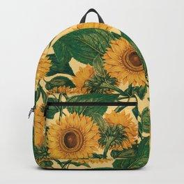 Helianthus Annuus Backpack