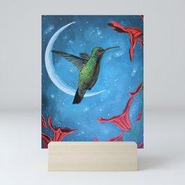 Flight by Night Mini Art Print