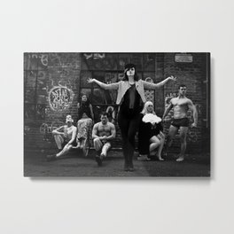 Freak Show Metal Print