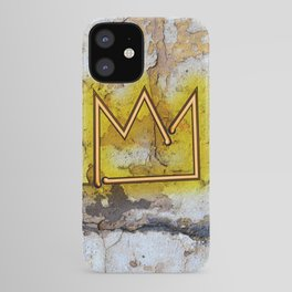 "Crown ""B"" – NEON iPhone Case"