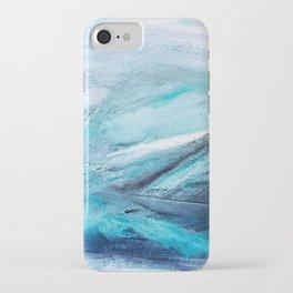 Iceland Blues iPhone Case