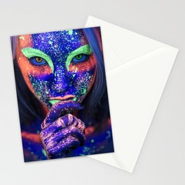 Ultraviolet Stationery Cards