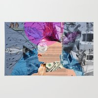 marianna Area & Throw Rugs featuring A dream for a lifetime · Marianna 2+ by Marko Köppe