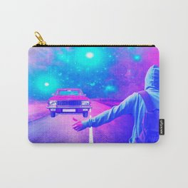 Ghost Car by GEN Z Carry-All Pouch