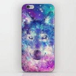 wolf 1 iPhone Skin