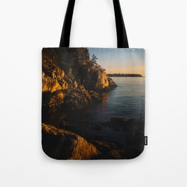 Lighthouse Park Tote Bag