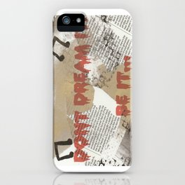 Rocky Horror - Don't Dream It... iPhone Case