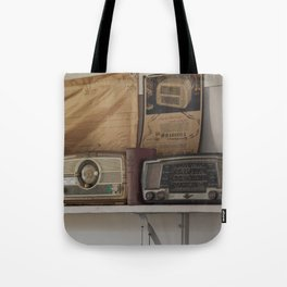 Radio Shack Tote Bag