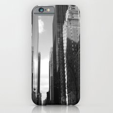 Reflection of the street iPhone 6s Slim Case