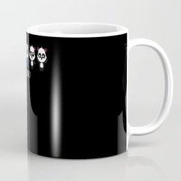 Be Iconic I am Extraordinary Special One Panda Coffee Mug