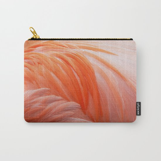 FLAMINGO FLAME Carry-All Pouch