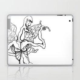 I'm a little butterfly Laptop & iPad Skin