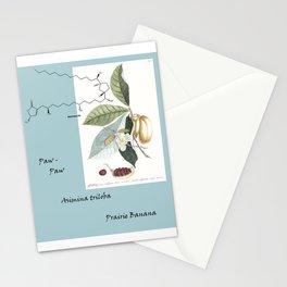 PawPaw Annonacin Stationery Cards