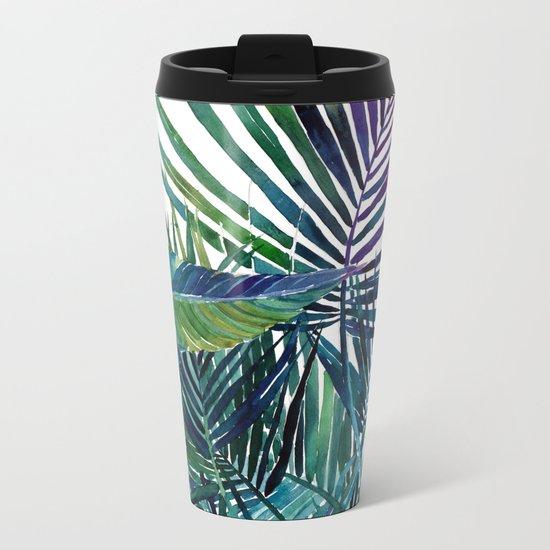 The jungle vol 2 Metal Travel Mug
