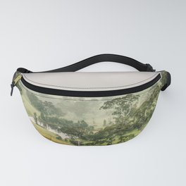 Mist Valley Fanny Pack