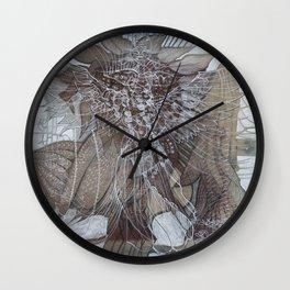 The Diplomat Wall Clock