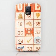 The Bingo Vote Slim Case Galaxy S5