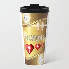 Queens 01 Travel Mug
