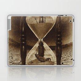 Sands of Time ... Memento Mori - Sepia Laptop & iPad Skin