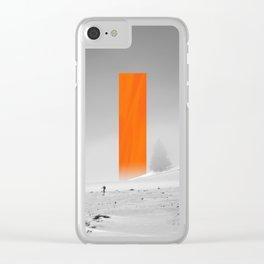 J/26 Clear iPhone Case