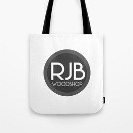RJB Woodshop Logo Tote Bag