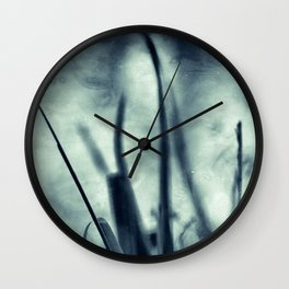 Dashed Dream Wall Clock