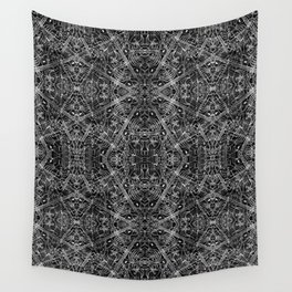 Ethnic Ornate Print Pattern Wall Tapestry