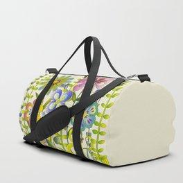 Petty Flowers Pattern 2 Duffle Bag