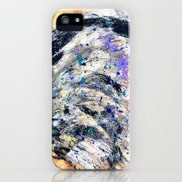 PROTECTED by ANGELS WATCHING OVER iPhone Case
