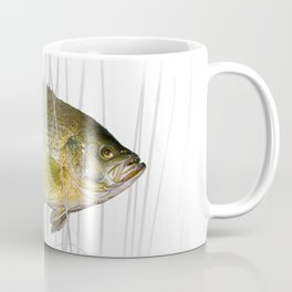Black Crappie Fish Coffee Mug