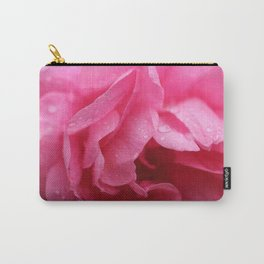 wet rose Carry-All Pouch