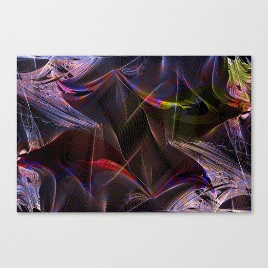 wonder over night Canvas Print