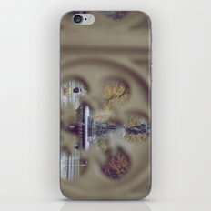 Angel In The Water iPhone & iPod Skin