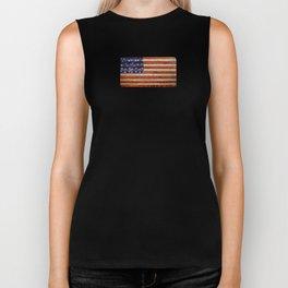 Stars and Stripes, America Biker Tank