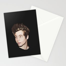 Left in the dark Stationery Cards