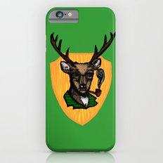 Pipe Smoking Deer Slim Case iPhone 6s