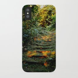 Enchanted Stairway iPhone Case