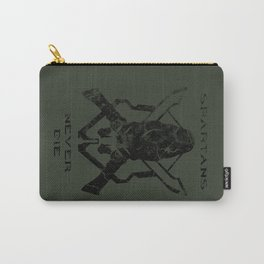 Spartans Never Die  |  Halo Carry-All Pouch