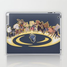 Dogtor Whoof! 1-12 Laptop & iPad Skin