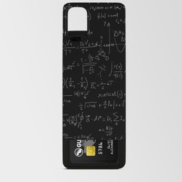 Equations Android Card Case
