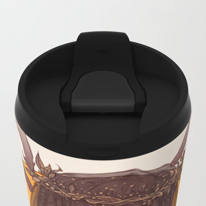 Fallen Prince Metal Travel Mug