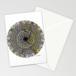 Mandala V Stationery Cards