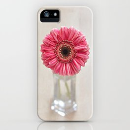 Today I'm Dreaming in Pink iPhone Case