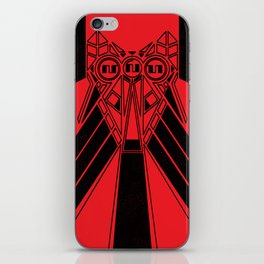 Power Wolf iPhone Skin