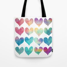 A Colorful Kind Of Love  Tote Bag
