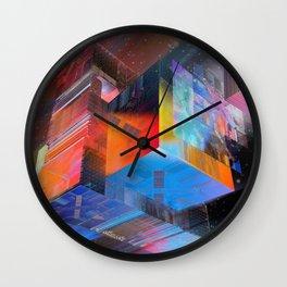 //INTRICACIES/ Wall Clock